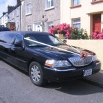 Wedding Limo Hire Available in Leitrim