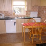 Bartra Holiday Accommodation Kitchen Leitrim